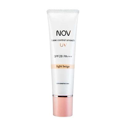 NOV娜芙 潤色防曬隔離霜SPF28 PA    30g (柔膚色)