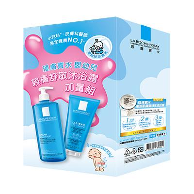 理膚寶水 親膚舒敏沐浴露加量組(1月活動)