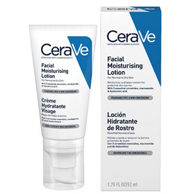 CeraVe適樂膚 夜用修護保濕乳 52ml