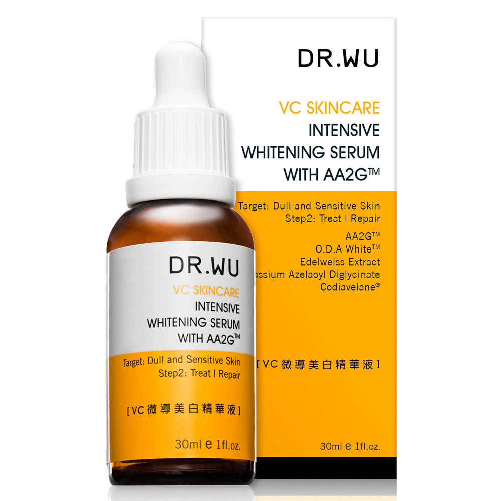 DR.WU達爾膚 VC微導美白精華液30ml