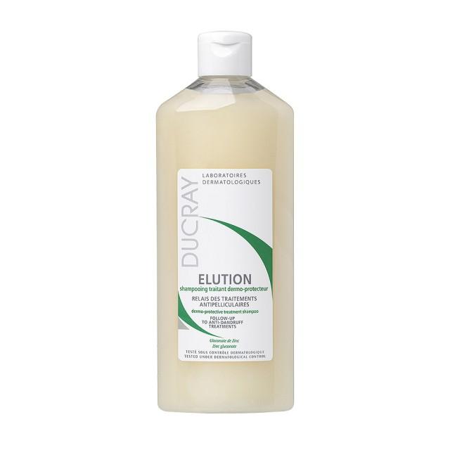 DUCRAY護蕾 控油舒敏洗髮精-基礎型 200ml