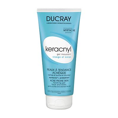 DUCRAY護蕾 淨化毛孔潔膚凝膠 200ml 二入組