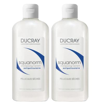 DUCRAY護蕾 舒緩抗屑洗髮精200ml 二入組