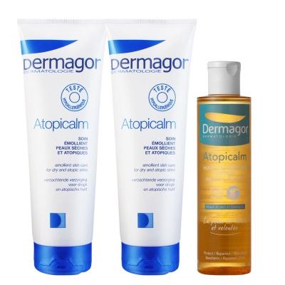 Dermagor朵瑪 身體滋養修護組