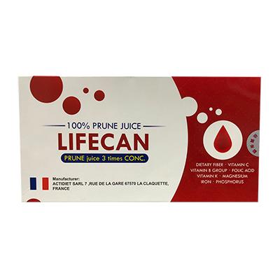 LIFECAN 法國進口 大頤生命能-純天然3倍濃縮黑棗汁