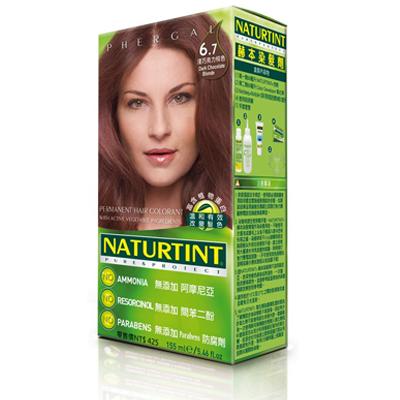 NATURTINT 赫本染髮劑-6.7淺巧克力棕色