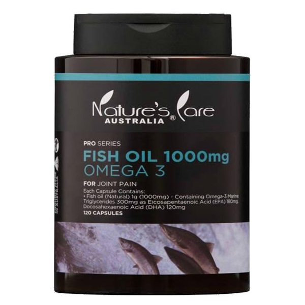 丰纳康 深海鱼油Omega-3胶囊(120颗)