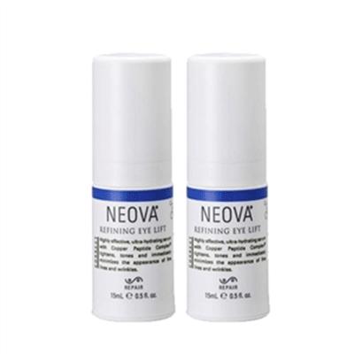 NEOVA妮歐瓦 CO-Q10胜肽極致眼霜2入優惠組