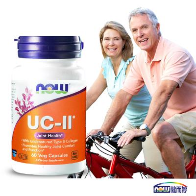 NOW健而婷 UC-II二型膠原蛋白(60顆/瓶)