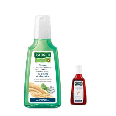 RAUSCH羅氏 人蔘洗髮精特惠組