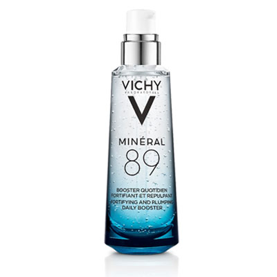 VICHY薇姿 M89火山能量微精華 75ml (送 能量保濕贈品組)