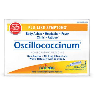 BOIRON布瓦宏 oscillococcinum (Oscillo) 歐斯洛可舒能