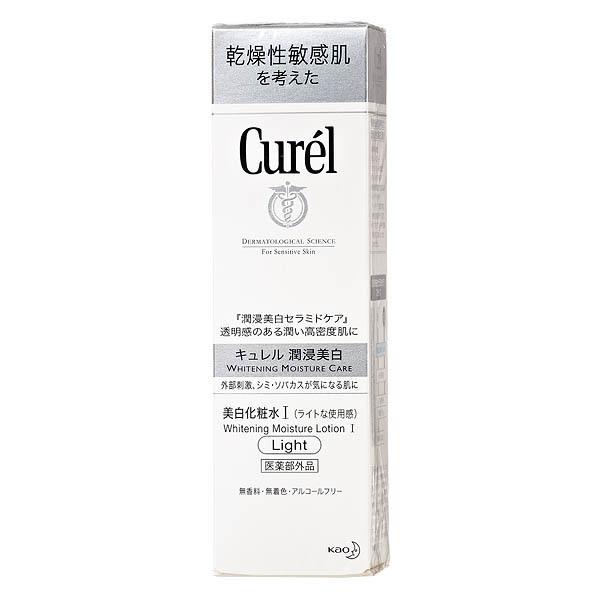 Curel珂潤 潤浸美白保濕化粧水I(清爽型)