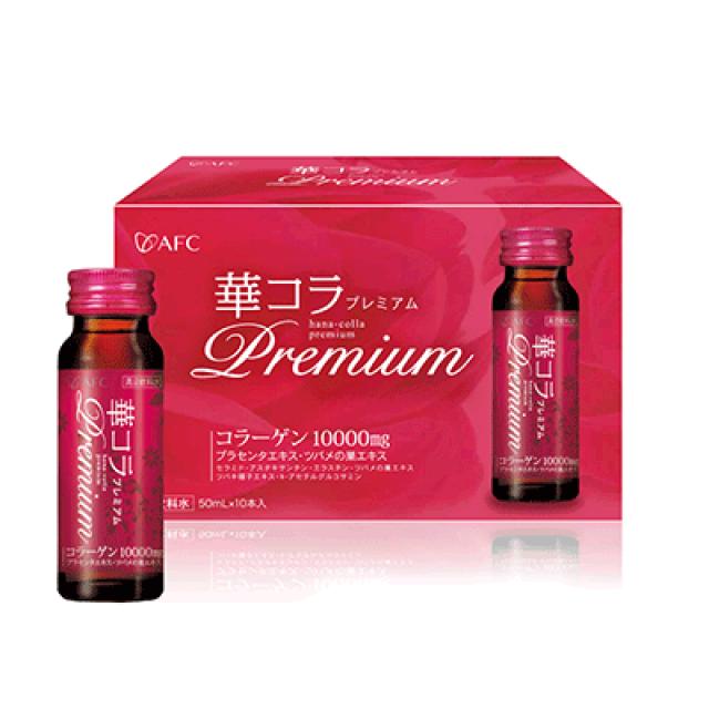 AFC宇勝淺山 美妍拉提Premium膠原蛋白飲 10瓶/盒