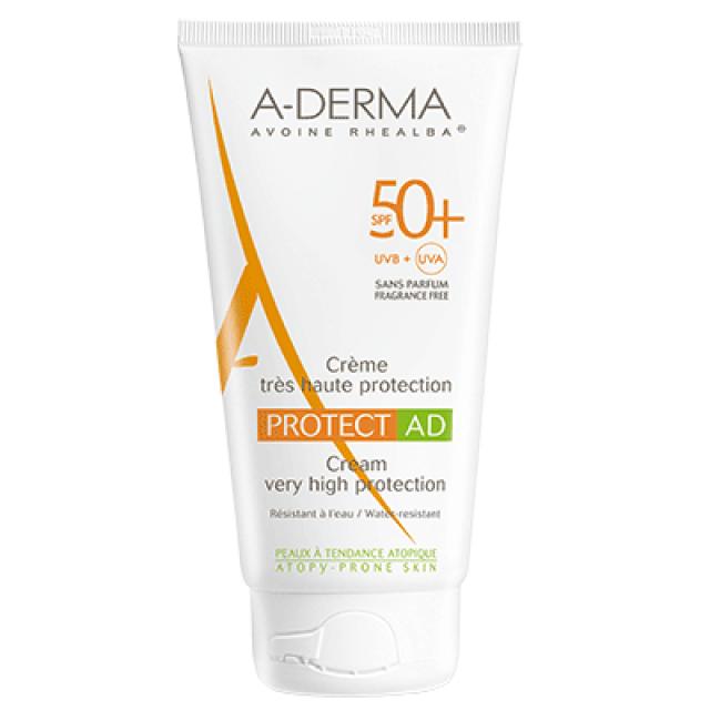 A-DERMA艾芙美 燕麥全護益膚防曬霜 SPF50+