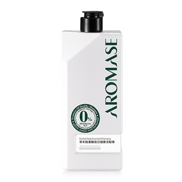Aromase艾瑪絲 草本胺基酸每日健康洗髮精