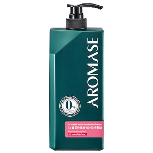 Aromase艾瑪絲 5α鳶尾玫瑰高效控油洗髮精 1000ml
