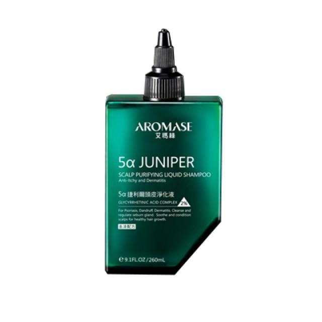 Aromase艾瑪絲 5α捷利爾頭皮淨化液 260ml (2%) 無涼