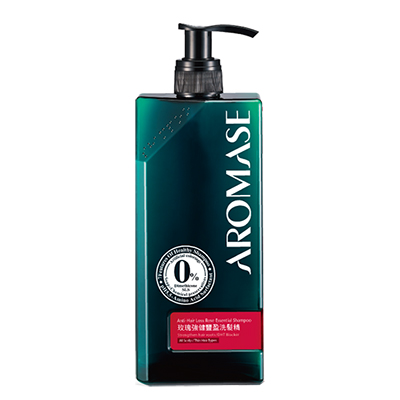 Aromase艾瑪絲 玫瑰強健豐盈洗髮精 1000ml