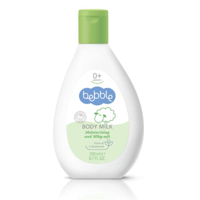 Bebble貝朵 橄欖滋養身體乳 200ml