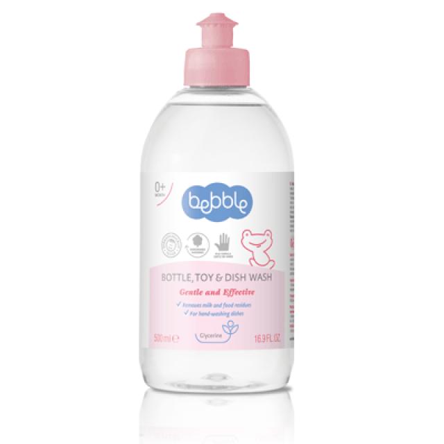 Bebble貝朵 親膚奶瓶清潔劑 500ml