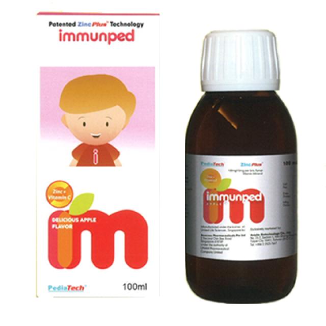 immunped 益妙兒  益妙兒糖漿(請來電諮詢)