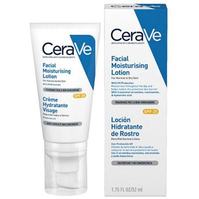 CeraVe適樂膚 日間溫和保濕乳 SPF25 52ml
