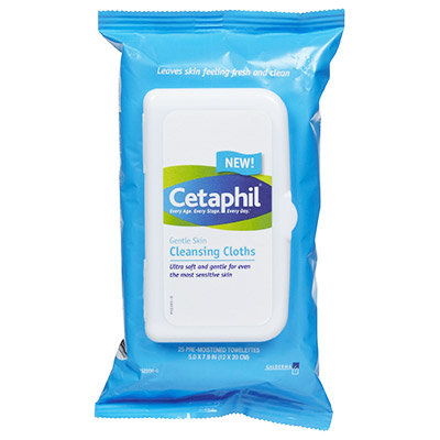 Cetaphil舒特膚 溫和多效潔膚棉(8折優惠)