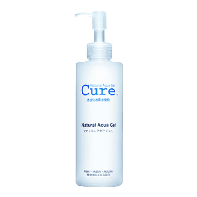 CURE Cure Q兒活性水素水去角質凝露