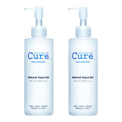 Cure Q兒活性水素水去角質凝露 二入組