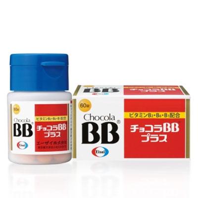 俏正美Chocola BB Plus 60錠/瓶