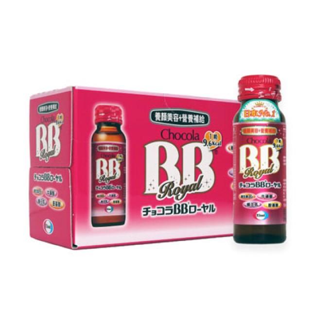 俏正美BB Chocola BB royal 蜂王飲(10瓶)