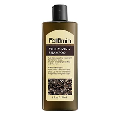 Follimin髮利明 咖啡因豐盈洗髮精