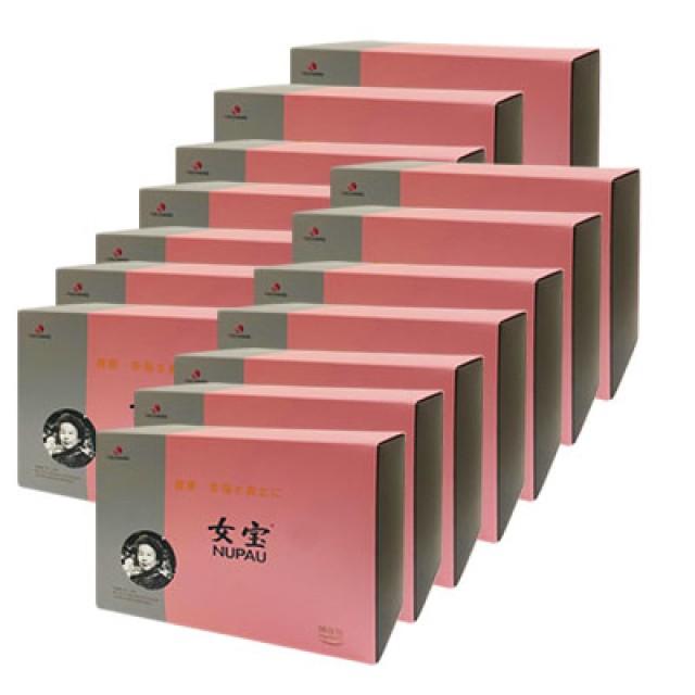 莊淑旂博士 女寶14盒組(一箱)