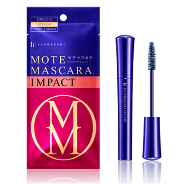 MOTE MASCARA 視覺系聚焦修護睫毛膏