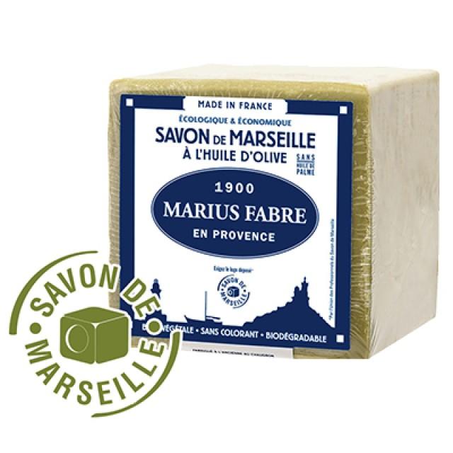 Marius Fabre 法鉑橄欖油經典馬賽皂 400g