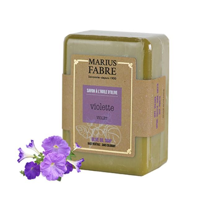 Marius Fabre 法鉑天然草本紫羅蘭橄欖皂 150g