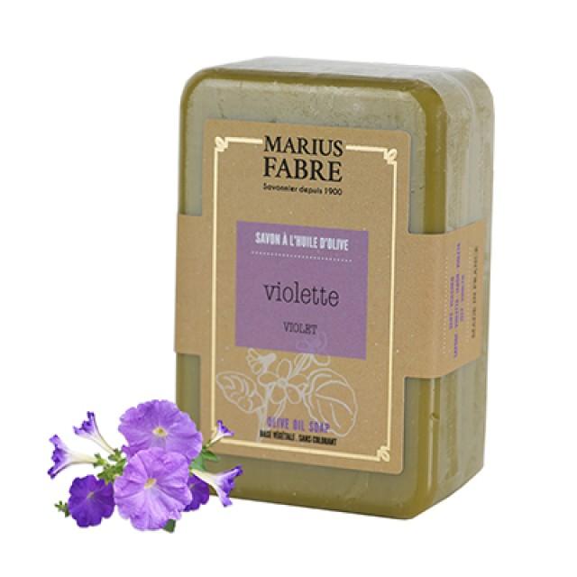 Marius Fabre 法鉑天然草本紫羅蘭橄欖皂 250g