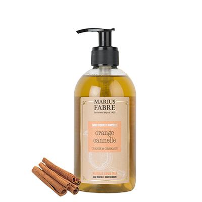 Marius Fabre 法鉑天然草本甜橙液體皂 400ml