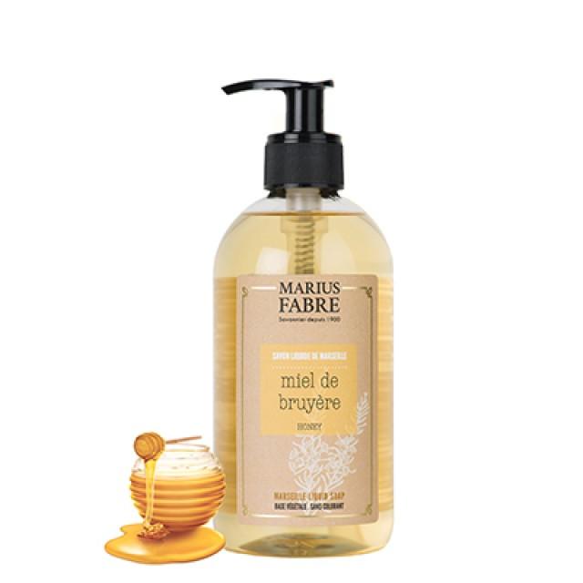 Marius Fabre 法鉑天然草本蜂蜜液體皂 400ml