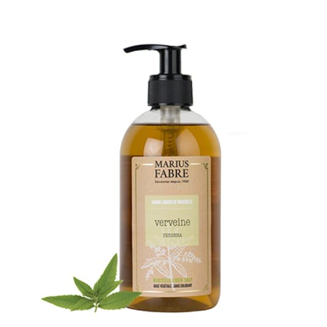 Marius Fabre 法鉑天然草本馬鞭草橄欖液體皂 400ml