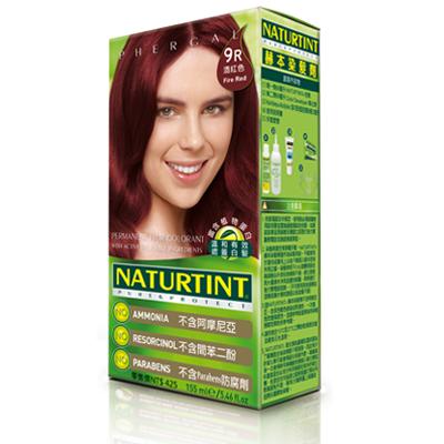NATURTINT 赫本染髮劑-9R火紅色