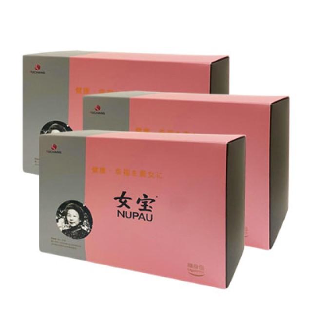 莊淑旂博士 女寶3盒組