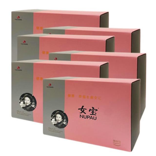 莊淑旂博士 女寶6盒組