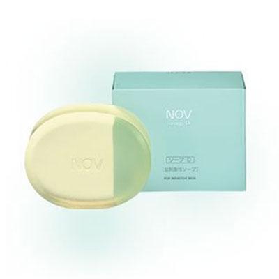 NOV娜芙 溫和乳霜皂D 100g