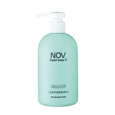 NOV娜芙 溫和沐浴乳D 300ml