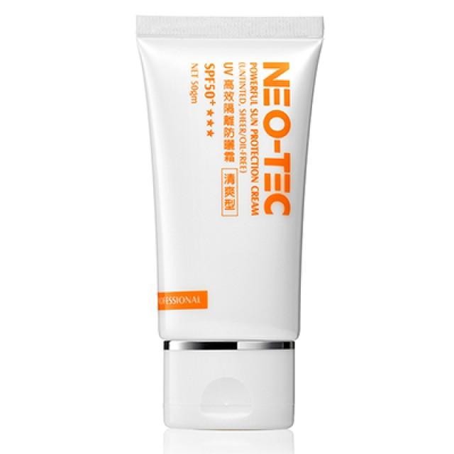 NEO-TEC妮傲絲翠 UV高效隔離防曬霜SPF50+(清爽型)