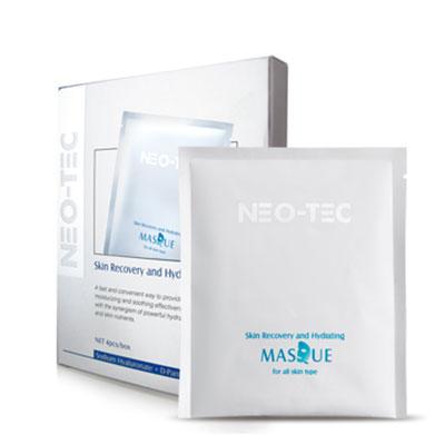 NEO-TEC妮傲絲翠 高效水嫩修護面膜 6片/盒 買三送一