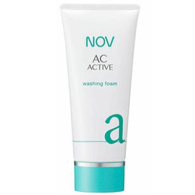 NOV娜芙 Ac-Active面皰潔面乳