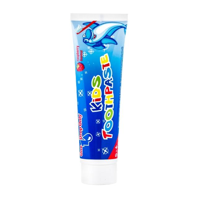 德國漱佳 兒童健齒防蛀牙膏(覆盆子口味)